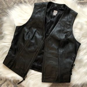 Wilsons Leather Maxima Leather Vest